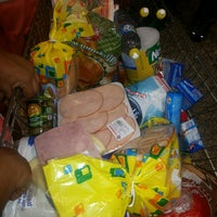 Photo taken at Supermercado BH by Adriana T. on 3/13/2015