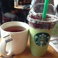Photo taken at Starbucks by ⓁღⒾღⓉღⓉღⓁღⒺ . on 5/9/2013