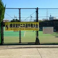 Photo taken at 大津公園 by Hiro E. on 10/27/2013