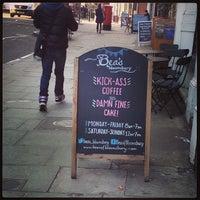 Photo taken at Bea's of Bloomsbury by Kara D. on 1/17/2013