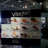 Photo taken at IKEA restaurace by Milan J. on 9/29/2012