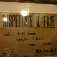 Photo taken at Ristorante Da Oscar by Martina M. on 11/9/2012
