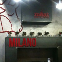 Photo taken at Meat Grillfood by Martina M. on 12/15/2012
