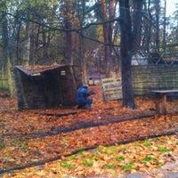 Photo prise au Пейнтбол «Гепард» par Вова Б. le11/4/2012