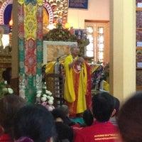 Photo taken at Dalai Lama Temple   दलाई लामा मंदिर by Raúl M. on 7/1/2013