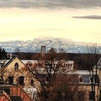 Photo taken at Hirschgraben by Daniel K. on 12/23/2012