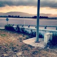 Photo taken at Zakynthos International Airport Dionysios Solomos (ZTH) by Paul 🚀 on 9/30/2012