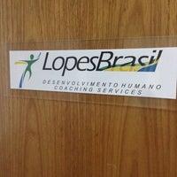Photo taken at Lopes Brasil Coaching by Fernando L. on 8/9/2013