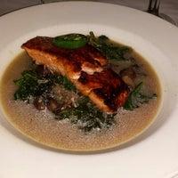 Photo taken at Aquitaine Restaurant by Suzanne B. on 2/7/2014