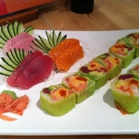Photo taken at Vic Sushi Bar by Suzanne B. on 3/6/2013