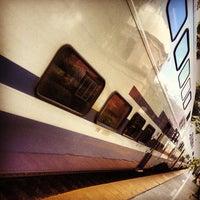 Photo taken at Metrolink San Clemente by Rodrigo ༀ N. on 4/1/2013