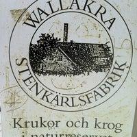 Photo taken at Wallåkra Stenkärlsfabrik by Goran A. on 2/16/2013
