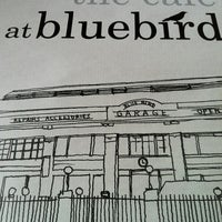Photo taken at Bluebird by Goran A. on 3/21/2013