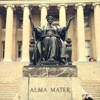 Photo taken at Columbia University by thekhan . on 6/18/2013