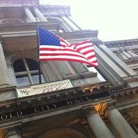 Foto tirada no(a) Old City Hall por Alaa آلاء em 6/17/2013