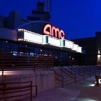Photo taken at AMC Braintree 10 by Alaa آلاء on 4/28/2013