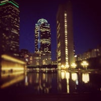 Photo taken at Christian Science Plaza by Germano S. on 5/17/2013