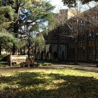 Photo taken at University of Tokyo Yayoi Campus by Kanesue on 1/3/2013