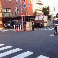 Photo taken at 仙台坂上交差点 by Kanesue on 1/4/2014