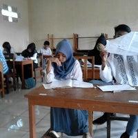 Photo taken at SMA ALHIDAYAH by Muhammad Y. on 6/14/2013