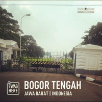 Photo taken at Bogor Palace by Aby ب. on 2/12/2013