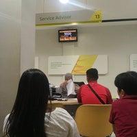Photo taken at Maybank Kluang by Syuhada B. on 10/13/2016