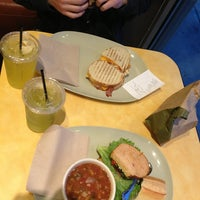 Photo taken at Panera Bread by Shannon on 1/14/2013