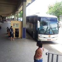 Photo taken at Terminal Rodoviário de Campo Grande by Marcio T. on 11/11/2012