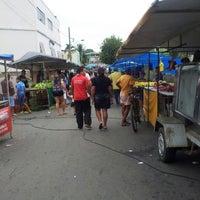 Photo taken at Feira Livre de Itapemirim by Marcio T. on 9/23/2012