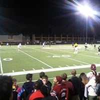 Photo taken at St Brendan High School by Esteban G. on 2/2/2013