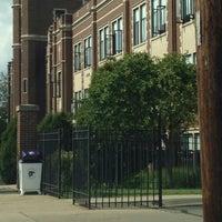 Photo taken at Elder High School by Angela M. on 9/20/2013
