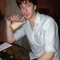 Photo taken at Cafe Ten Forward by Amanda H. on 11/17/2012