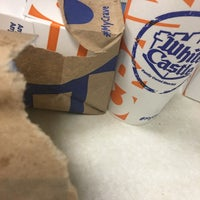 Photo taken at White Castle by Shawn W. on 10/8/2016