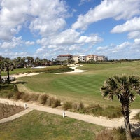 Photo taken at Atlantic Grille at Hammock Beach by Tracy on 3/12/2014