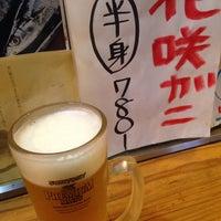 Photo taken at 根室食堂 道玄坂店 by 飲んで食って B. on 9/6/2015