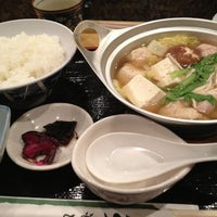 Photo taken at うを清 by 飲んで食って B. on 4/9/2013