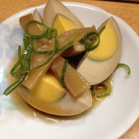 Photo taken at 十八番 by 飲んで食って B. on 12/29/2014