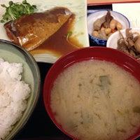 Photo taken at するがや by 飲んで食って B. on 5/11/2014
