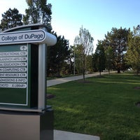 Photo taken at College of DuPage by Steve Z. on 8/1/2013