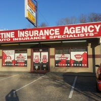 Photo taken at The Augustine Insurance Group by Goldie W. on 11/16/2012