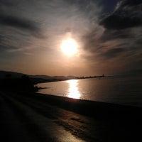 4/21/2013 tarihinde Haticeziyaretçi tarafından Küçükkuyu Sahili'de çekilen fotoğraf