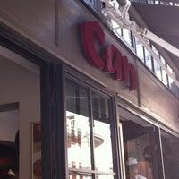 11/16/2012 tarihinde Yasemin Y.ziyaretçi tarafından Can Döner'de çekilen fotoğraf