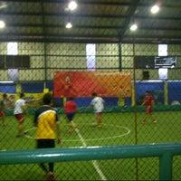 Photo taken at Champion Futsal Arena by Yahya A. on 12/13/2013