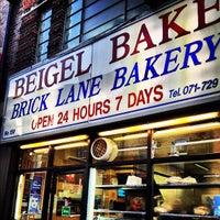 Photo taken at Beigel Bake by Gregory on 12/4/2012
