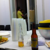 Photo taken at Arena Quantum by Iñigo D. on 9/20/2012