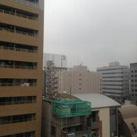 Photo taken at APA Hotel Fukuoka Watanabedori by Ai 8. on 6/1/2013