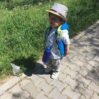 Photo taken at Hasret Parkı by Elif T. on 4/19/2018