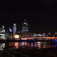 Photo taken at Old Thameside Inn by Aleksey W. on 1/17/2014
