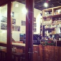 Das Foto wurde bei Suppe & Salat von City is Yours am 12/5/2012 aufgenommen