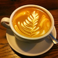 Photo taken at Joe the Art of Coffee by Brian on 9/29/2012